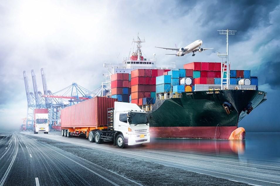 Bilde av godstransport